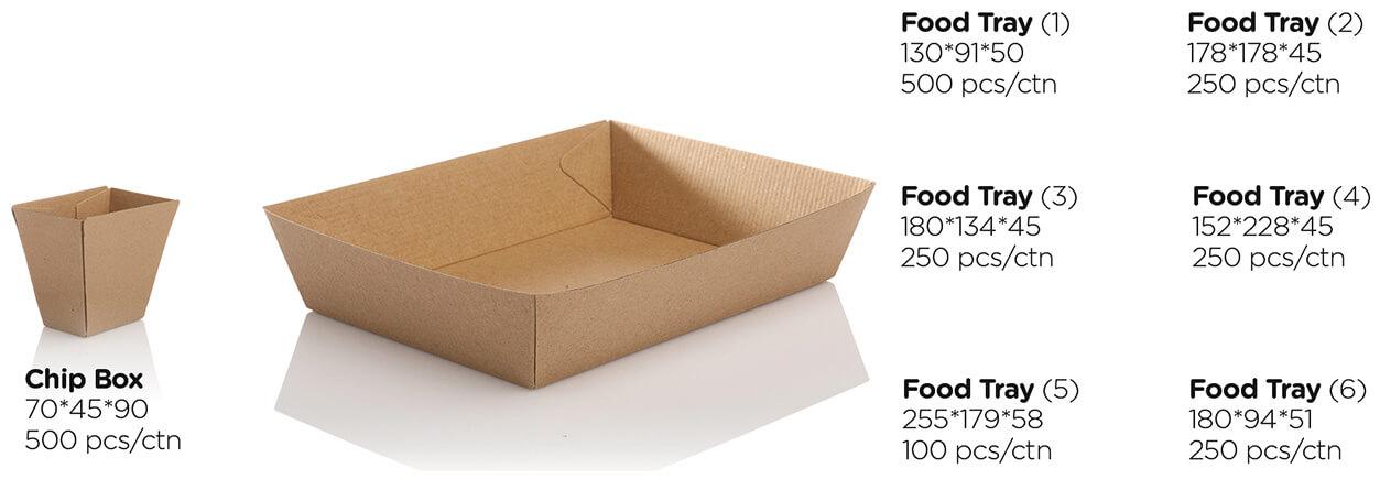 77 Hot Food Packaging
