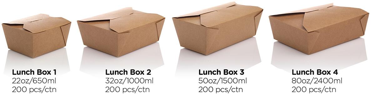 78 Hot Food Packaging