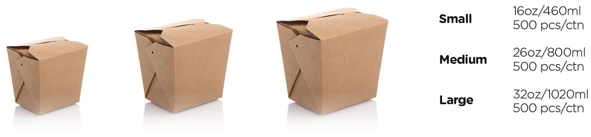 80 Hot Food Packaging