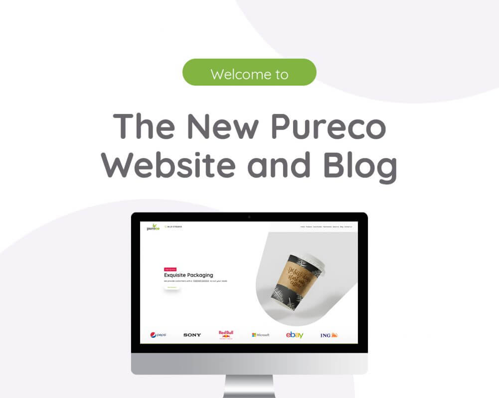 Welcome to The New Pure Co Website and Blog