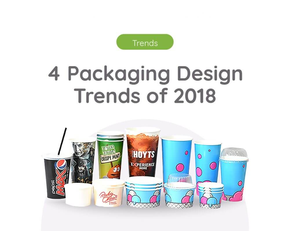 4 Packaging Design Trends of 2018