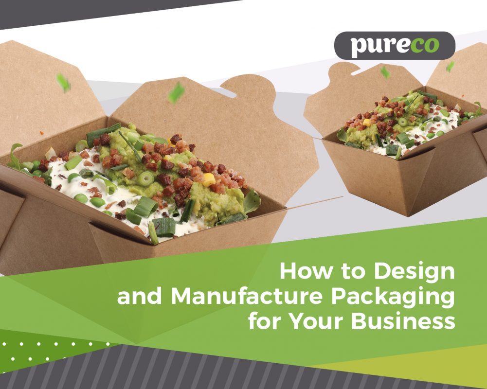 How to Design and Manufacture Packaging for your Business