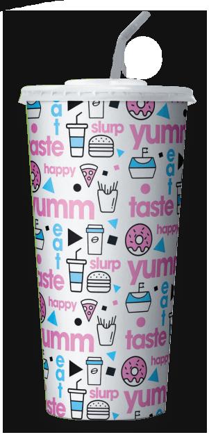 paper drink cup Pureco