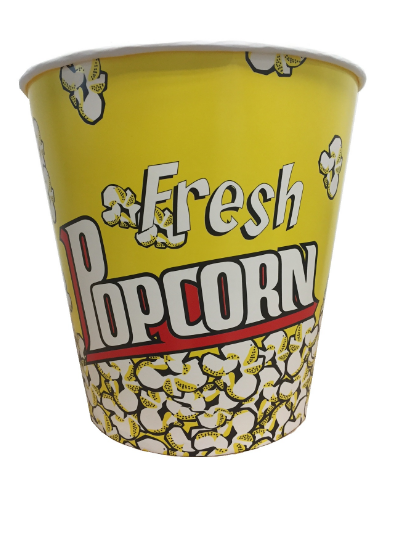 pop corn bucket 1 Case Studies