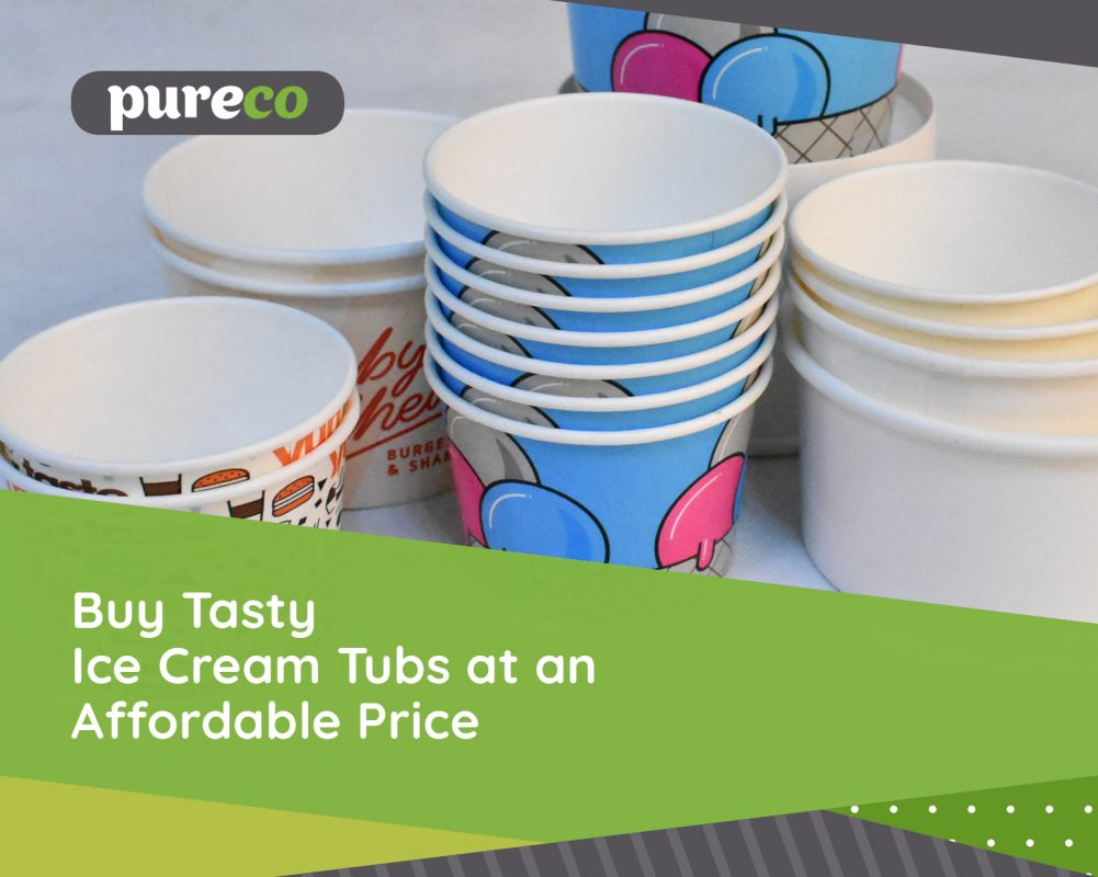 Buy Tasty Ice Cream Tubs at An Affordable Price