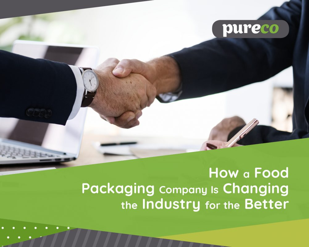How a Food Packaging Company is Changing the Industry for the Better